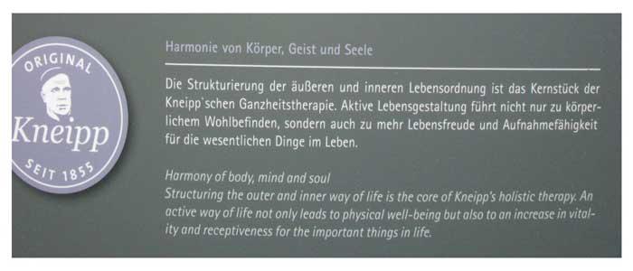 5-Säulen-Kneipps-Harmonie
